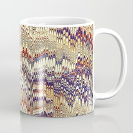 Decorative Paper from page 9 of The Great Favourite or The Duke of Lerma (1688) Coffee Mug