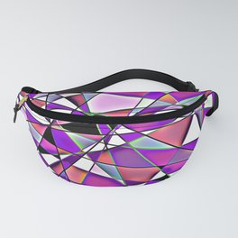 Shattered Dreams Fanny Pack