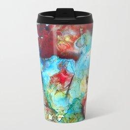 Worldly Dimension Travel Mug