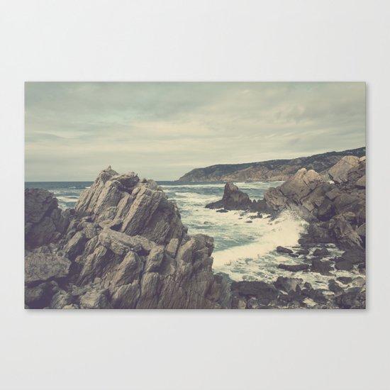 'Sea as far as you can see' Canvas Print