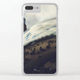 Cloud Gate   Chicago Clear iPhone Case