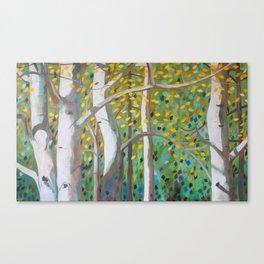 Creating Refuge Canvas Print