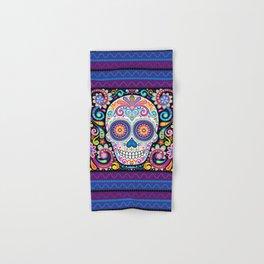 Sugar Skull (Cosmos) Hand & Bath Towel