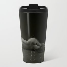 Nude with cloth Travel Mug