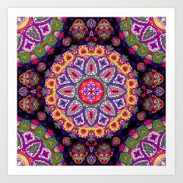 Gypsy Love Art Print