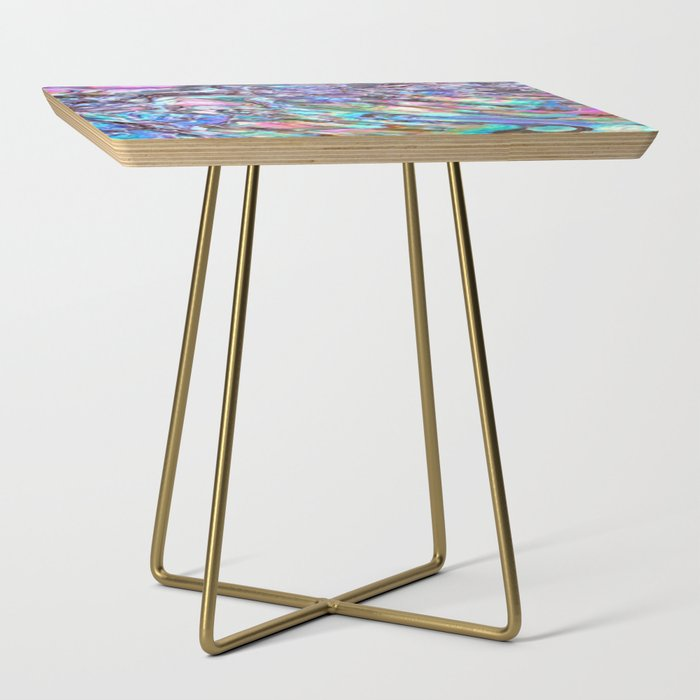 Shimmery_Rainbow_Abalone_Mother_of_Pearl_Side_Table_by_TheMermaidLagoon__Gold__Square