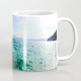Nafplio Beach Coffee Mug