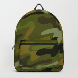 Camouflage 1 Backpack