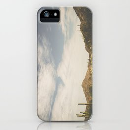 Sonora iPhone Case
