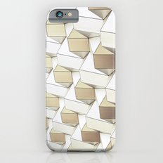 Golden Shapes - for iphone iPhone 6s Slim Case