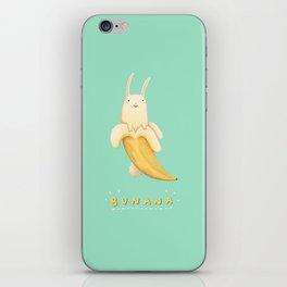 Bunana iPhone Skin