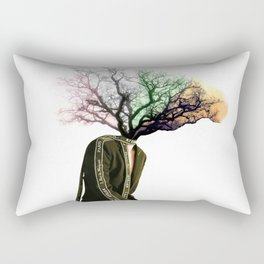 Tree Of Life   Baekhyun Rectangular Pillow