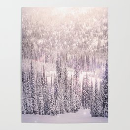 Winter Was Harsh Poster
