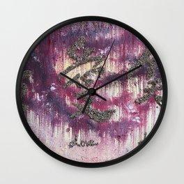 Live. Love. Laugh Wall Clock