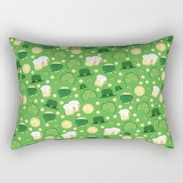 Saint Patrick's Party Rectangular Pillow