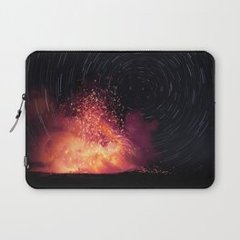 Kilauea Volcano Eruption. Laptop Sleeve
