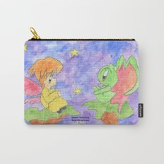 Faerie and Little Monster Carry-All Pouch