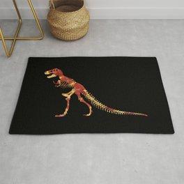 Pizzasaurus Rex Rug