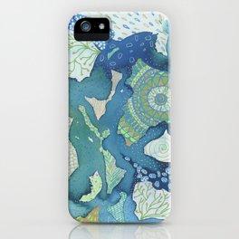 Sea Cove 9 iPhone Case