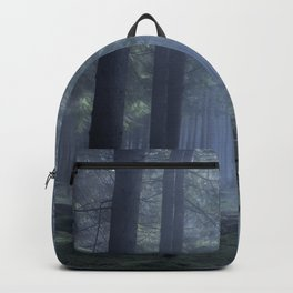 Forest atmosphere - Kessock, The Highlands, Scotland Backpack