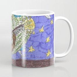 The Tree of Blues Coffee Mug