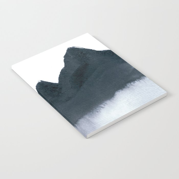 mountain scape minimal Notebook