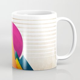 067 - Autumn sunrise Coffee Mug