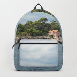 Lokrum Croatia Backpack