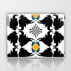 Fire Back Laptop & iPad Skin