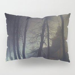 The Mysterious Night Pillow Sham