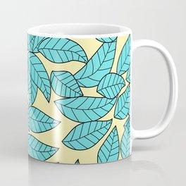 leaves dried Coffee Mug