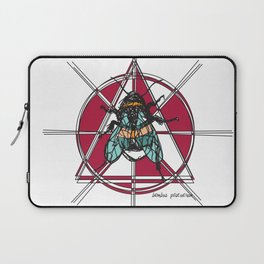 Bombus Pascuorum Laptop Sleeve