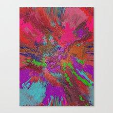 Hippie Goop Canvas Print