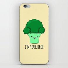 Best BRO! iPhone & iPod Skin