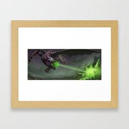 Elder Gravebreaker Framed Art Print