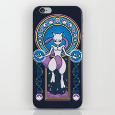 Art Mewveau iPhone & iPod Skin