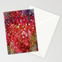 Red Moss Stationery Cards