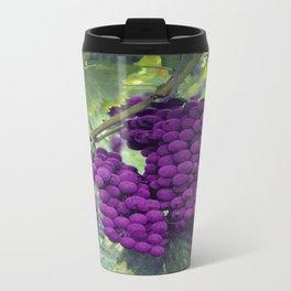 Grapes Travel Mug