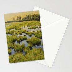 Maine Marsh 2 Stationery Cards