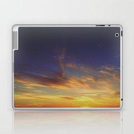 Sunset from the Mountain Laptop & iPad Skin