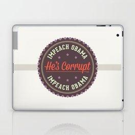 Impeach Obama Laptop & iPad Skin