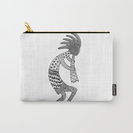 Tangled Kokopelli Carry-All Pouch