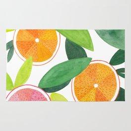 Citrus Garden Rug