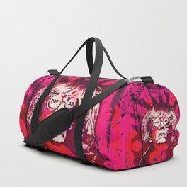 Pop-Art KING - Quote Duffle Bag
