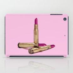 LIPSTICK BULLET iPad Case