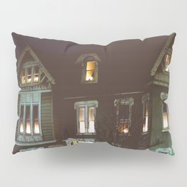 Haunted House Pillow Sham