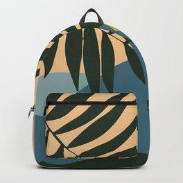 Golden Teardrops Backpack