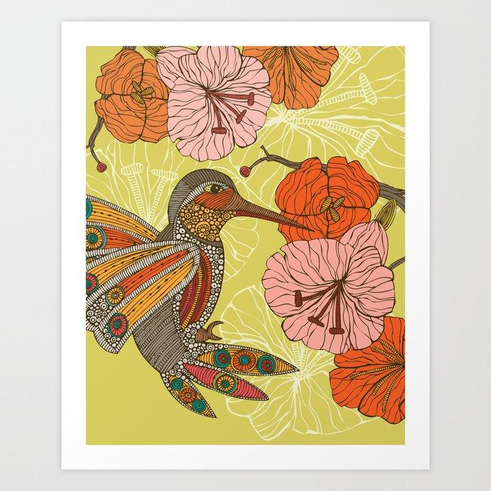 Emilia Art Print