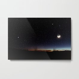Road trip to Big Bend Metal Print