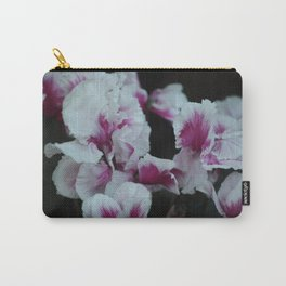 Bearded Iris Flowers Carry-All Pouch